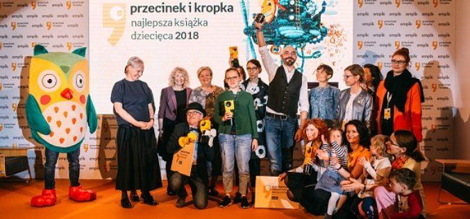 Ponad 12 tysięcy uczestników Targów Książki Dziecięcej Przecinek i Kropka 2019