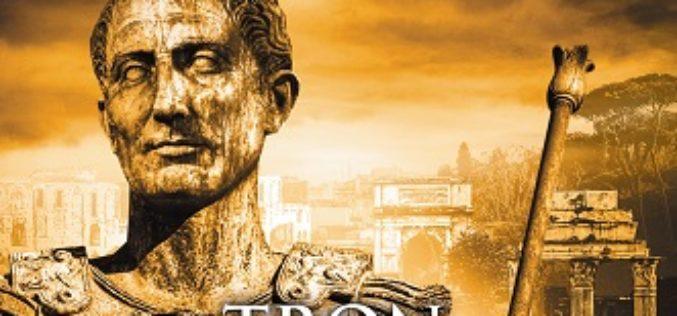 """Gordianus Poszukwiacz powraca! """"TRON CEZARA"""" Stevena Saylora trafi do księgarń już 9 kwietnia!"""
