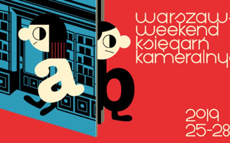 Wielkie święto moli książkowych czyli Warszawski Weekend Księgarń Kameralnych