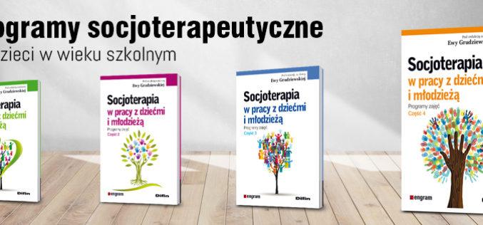 Scenariusze zajęć socjoterapeutycznych dla dzieci i młodzieży