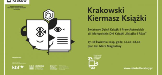 Znamy program Krakowskiego Kiermaszu Książki