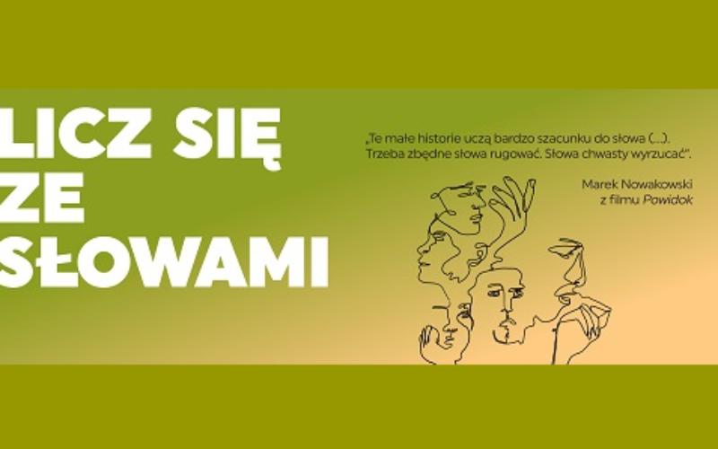 """Książę Nocy wraca na warszawskie ulice – kampania """"Licz się ze słowami"""""""