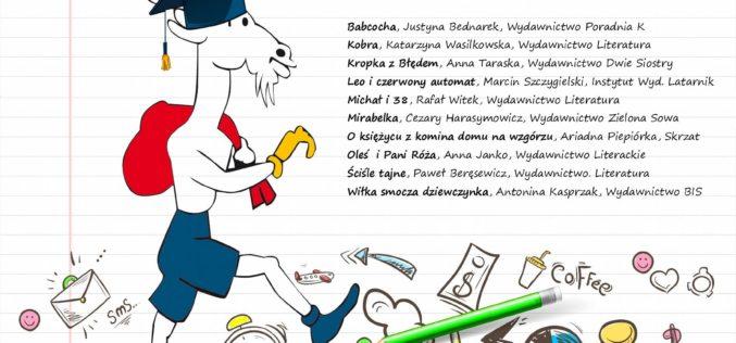Znamy nominacje do 26.edycji Nagrody Literackiej im. Kornela Makuszyńskiego
