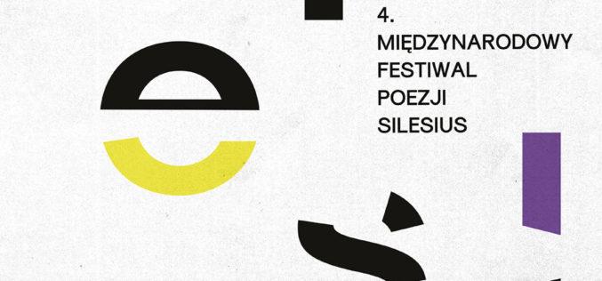 Rusza 4. Międzynarodowy Festiwal Poezji Silesius