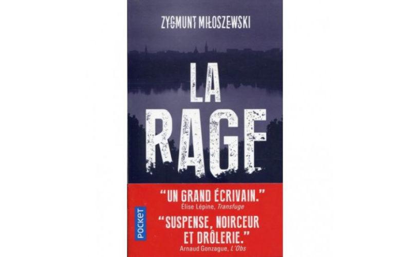 """""""Gniew"""" Zygmunta Miłoszewskiego z Prix Caméléon"""