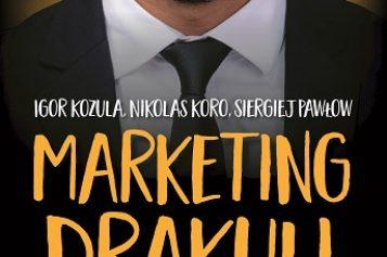 """""""Marketing Drakuli"""" wydawnictwa Studio Emka już w księgarniach!"""