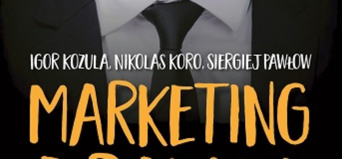 "Studio Emka poleca książkę pt. ""Marketing Drakuli"""