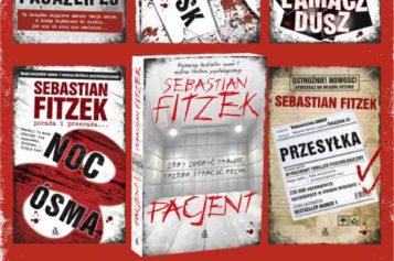 Sebastian Fitzek – mistrz psychologicznej gry, autor numer 1 w Niemczech – po raz pierwszy w Polsce!