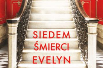 "Stuart Turton, ""Siedem śmierci Evelyn Hardcastle"""