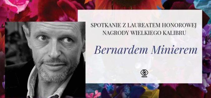 Bernard Minier we Wrocławiu – zaproszenie na spotkanie