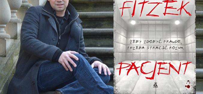 """Przyjdź na spotkanie z Sebastianem Fitzkiem w Poznaniu, Warszawie i Wrocławiu, gdzie będzie promował swój najnowszy thriller psychologiczny """"Pacjent"""""""
