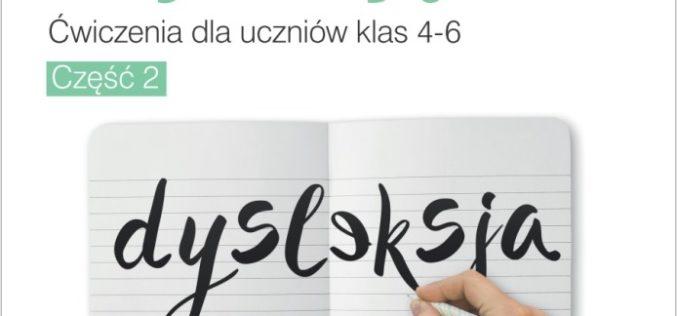 Dysleksja – zalecenia dla nauczycieli i rodziców