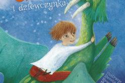 """Wydawnictwo BIS poleca nową książkę dla dzieci   Magdaleny Kiermaszek """"Miko, smok i dziewczynka"""""""