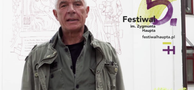 WSPIERAM TO! 5. Festiwal im. Zygmunta Haupta