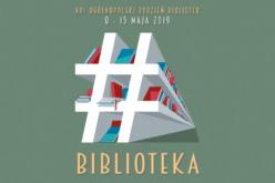 Dzisiaj rozpoczyna się XVI Ogólnopolski Tydzień Bibliotek
