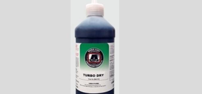 Turbo Dry – nowa suszka do farb offsetowych