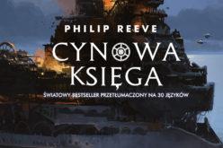 """""""Cynowa Księga"""" Philipa Reeve'a po raz pierwszy w Polsce!"""