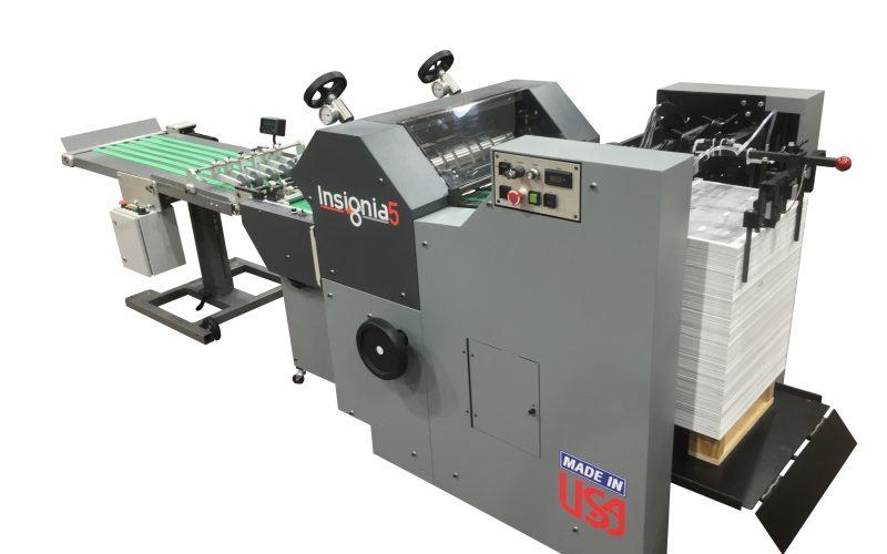 Nowość w ofercie firmy Avargraf: sztance rotacyjne Rollem Insignia