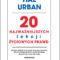 """Studio Emka poleca książkę pt. """"20 najważniejszych lekcji życiowych prawd"""" autorstwa Hala Urbana"""