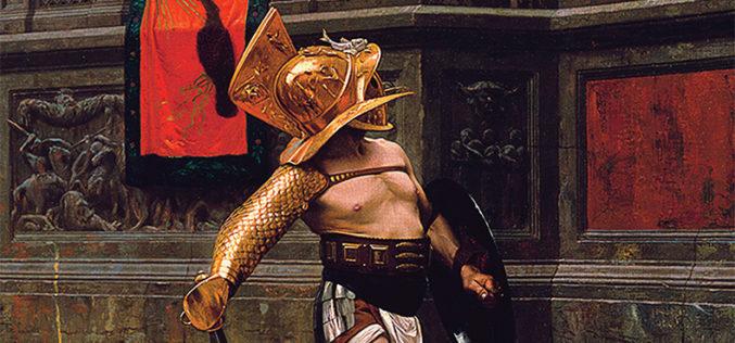 Gladiatorzy. Nowość Wydawnictwa Astra