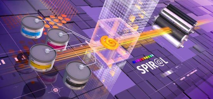 Agfa wprowadza na rynek SPIR@L – nową technologię rastrowania dla heatsetu i coldsetu