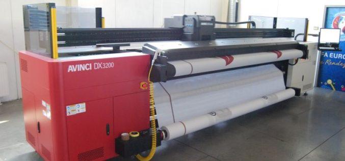 Dwa nowe plotery drukujące Agfa w firmie BMT: większy potencjał produkcyjny w zakresie zadrukowywania podłoży sztywnych i giętkich