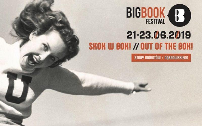 Eksperymenty literackie na Big Book Festival 2019