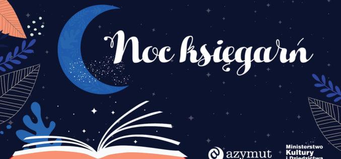 Takiej nocy jeszcze nie było! Dystrybutor książek organizuje Noc Księgarń