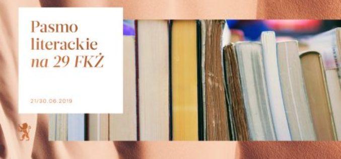Pasmo literackie na 29. Festiwalu Kultury Żydowskiej. Ogłaszamy program!