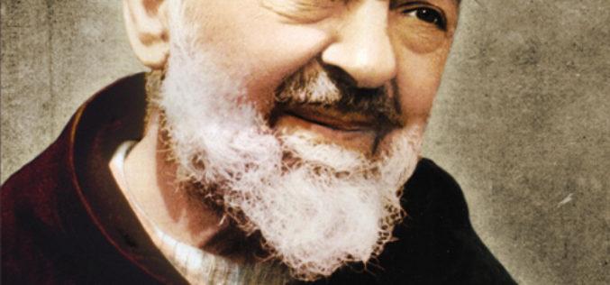 Trzy tajemnice Ojca Pio