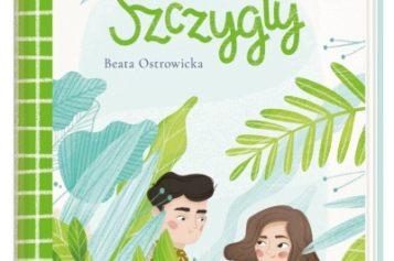 """Beata Ostrowicka """"Szczygły """""""