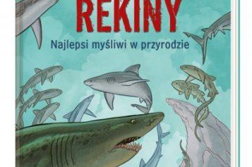 Rekiny – najlepsi myśliwi w przyrodzie