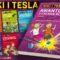 Niki i Tesla – seria książek dla dzieci, które lubią eksperymentować