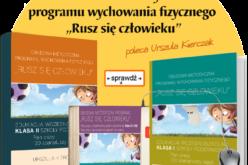 Impuls poleca podręczniki-programy do WF-u Urszuli Kierczak