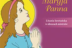 Najświętsza Maryja Panna. Kolorowanka