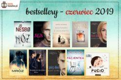 Bestsellery czerwca 2019 w TaniaKsiazka.pl