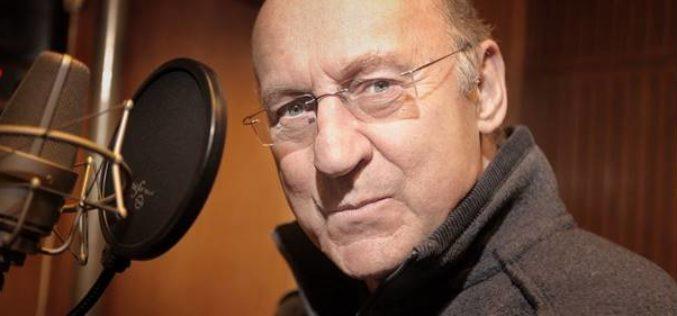 """Piotr Fronczewski czyta w Radiowej DWÓJCE  """"FERDYDURKE"""" Witolda Gombrowicza"""