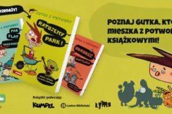 Gutek i potwory: seria udowadniająca, że książka to nie potwór!