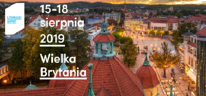 Znamy program festiwalu Literacki Sopot 2019