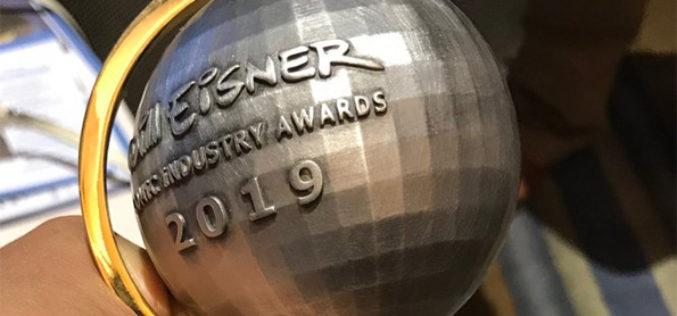 Wręczono Nagrody Eisnera 2019