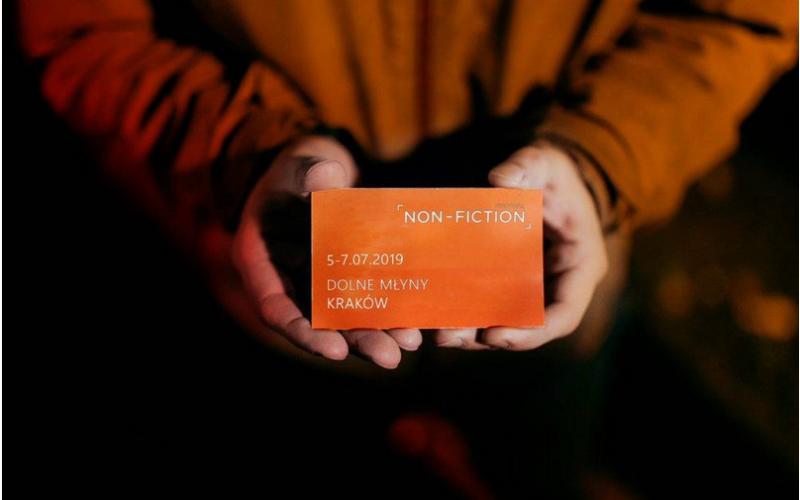 Kraków zaprasza na Festiwal Reportażu Non-Fiction  5-7 lipca 2019