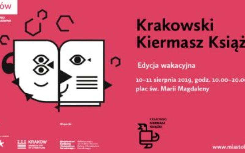 Krakowski Kiermasz Książki już w ten weekend