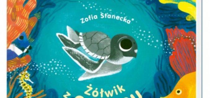 Żółwik z oceanu. Tuli Tuli opowiada, kto gdzie mieszka