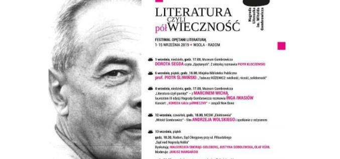 """Wczoraj rozpoczął się Festiwal """"Opętani Literaturą"""""""