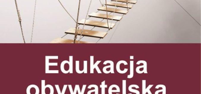 Edukacja obywatelska wobec migracji