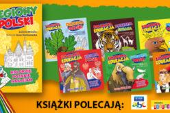Kolorowa edukacja seria, która rozbudza kreatywność dzieci