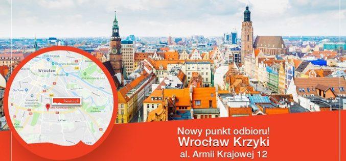 Nowy punkt odbioru Bonito.pl