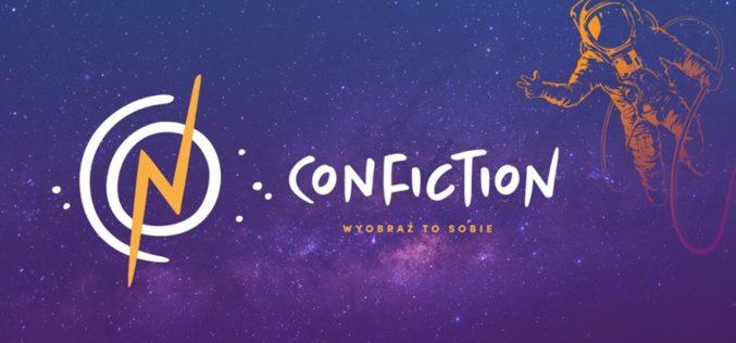 """""""Wyobraź to sobie"""" – Festiwal Confiction 16-18 sierpnia 2019"""