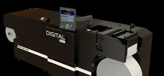 Mark Andy wprowadza do oferty nową linię cyfrowych maszyn hybrydowych – Digital Pro