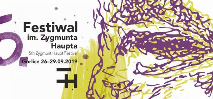 5. Festiwal im. Zygmunta Haupta już za miesiąc